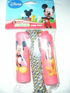 Disney Mickey Mouse & Goofy Jump Rope Toys & Games