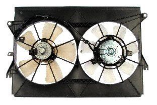 Dorman 620 547 Radiator Dual Fan Assembly Automotive