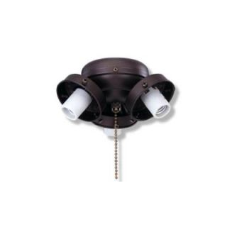 Royal Pacific 45 Degree Bronze Sloped Ceiling Adapter CLI RPSA45PBD