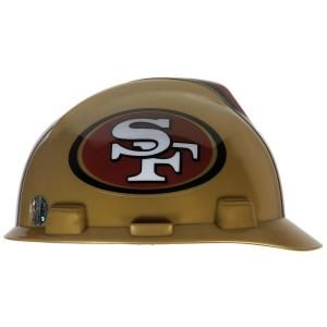 San Francisco 49ers NFL Hard Hat 818440