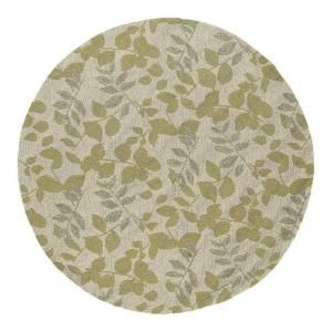 Kaleen Home & Porch Wymberly Linen 7 ft. 9 in. Round Area Rug 2001 42 7.9 rnd