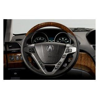 Acura MDX 2010 2012 Wood grain Steering Wheel (Beige) Genuine OEM Automotive
