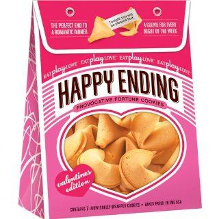 Icon brands happy ending fortune cookie   valentines edition Beauty