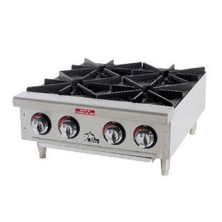 "Star Max 602HWF 2 Burner Countertop Range / Hot Plate 50,000 BTU   24"" Kitchen & Dining"