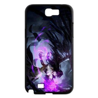 Designyourown Case League of Legends Samsung Galaxy Note 2 Case Samsung Galaxy Note 2 N7100 Cover Case SKUnote2 582 Cell Phones & Accessories