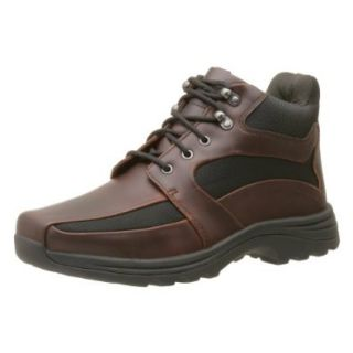 Rockport Men's Westlake Active Casual Boot, Brown/Black Mesh, 14 M Shoes