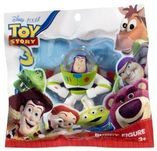 Mattel Toy Story 3 Mini Buddy Pack Figure Buzz Lightyear Toys & Games