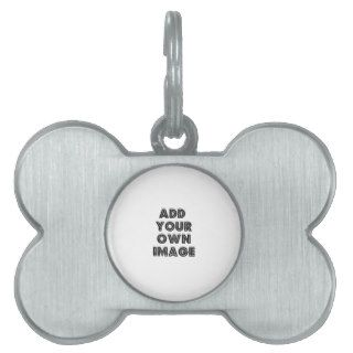 Make Your Own Bone Shaped Pet Dog Tag Pet Name Tags