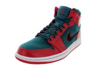 Nike Air Jordan 1 Mid Mens Basketball Shoes 633206 608 Shoes