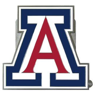 NCAA Arizona Wildcats Logo Hitch Cover Class II & III  Sports Fan Trailer Hitch Covers  Sports & Outdoors