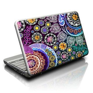 "Mehndi Garden Design Skin Decal Sticker for Universal Netbook Notebook 10"""" x 8"""" Computers & Accessories"
