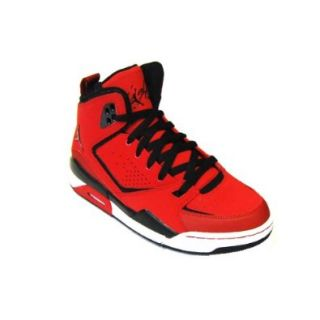 Nike Air Jordan SC 2 (GS) Boys Basketball Shoes 454088 601 Varsity Red 4.5 M US Shoes