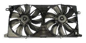 Dorman 620 643 Radiator Dual Fan Assembly Automotive