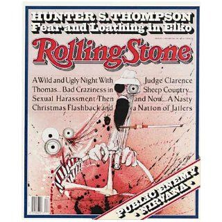 Rolling Stone Issue 622, January 23rd, 1992 Fear and Loathing in Elko Books