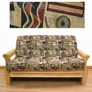 Hip Hop Futon Cover Loveseat 623   Futon Slipcovers