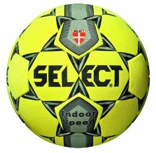 Select 10 644 Indoor Speed Soccer Ball   Size 4  Recreational Soccer Balls  Sports & Outdoors