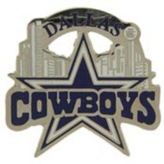 "NFL Dallas Cowboys Star Pin 1 1/4"" Sports & Outdoors"