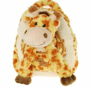 Plush Animal Backpack   Giraffe Kreative Kids Toys & Games
