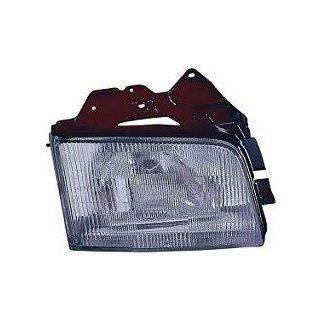 Isuzu Trooper Replacement Headlight Assembly   Passenger Side Automotive