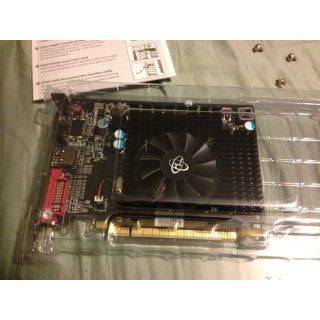 XFX ATI Radeon HD6670 1 GB DDR3 VGA/DVI/HDMI PCI Express Video Card HD667XZHF3 Electronics