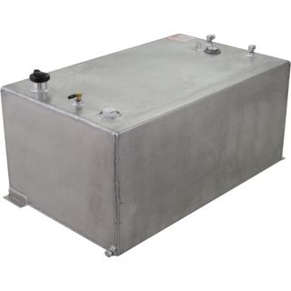 RDS Rectangular Auxiliary Transfer Fuel Tank   55 Gallon, Smooth, Model 71109