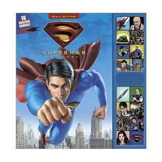 Superman Returns Deluxe Sound Storybook Brandon T. Snider, Don Curry, John Paul Leon 9780696228971 Books
