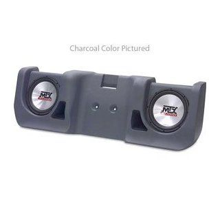 MTX ThunderForm CXP20AC T45 Char Chevy/GMC Extra Cab Amp/Sub/Box  Vehicle Subwoofers