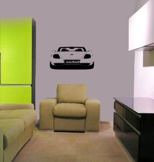 Wall Decor Sticker Mural Decal Baby KID Room for boys Car Bentley 682_continental