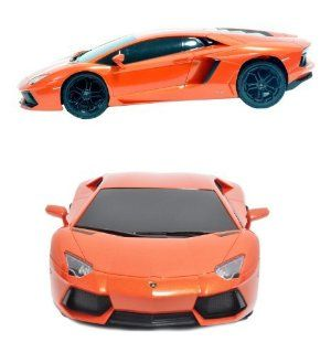 1/18 Scale Lamborghini Aventador LP 700 4 Radio Remote Control Car RC Toys & Games