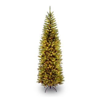 National Tree Co. Kingswood Fir 6.5 Green Pencil Artificial Christmas