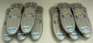 Lot of 10 AT&T Uverse Multi Finction Universal Standard Remote Controls Electronics