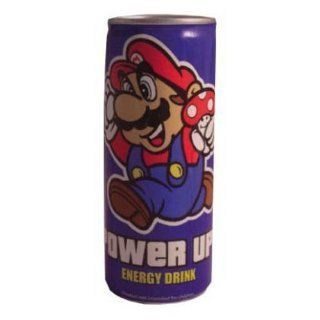 Nintendo Super Mario Bros Power Up Energy Drink  Mario Toys  Grocery & Gourmet Food