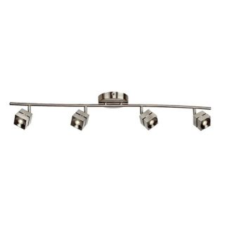 Cantrell 4 Light Linear Fixed Rail with 4 Heads Fixed Track