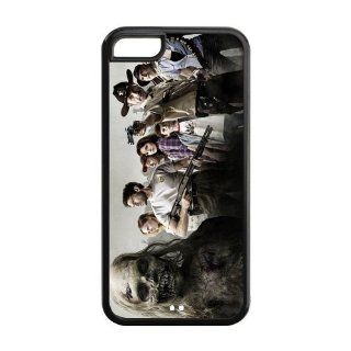 Alicefancy Walking Dead Best TPU Cover For Iphone 5c (Cheap Iphone 5)ACO24070 Cell Phones & Accessories