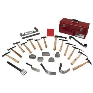 Martin 692K 25 Piece Body and Fender Repair Tool Set Hand Tool Sets