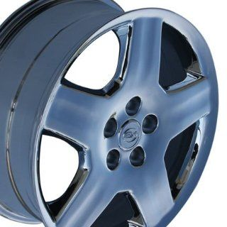 LS 430 Style Wheels Fits Lexus   Chrome 18x7.5 Set of 4 Automotive