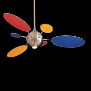 Accessory ceiling fan blade set For Minka Aire Cirque ceiling fan F596