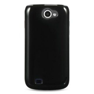 Black TPU Sleeve Gel Cover Skin Case for Samsung? Exhibit 2 4G (SGH T679) T Mobile Cell Phones & Accessories