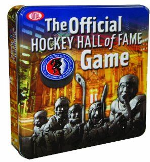 POOF Slinky 0C683 Ideal Official Hockey Hall of Fame Board Game Toys & Games