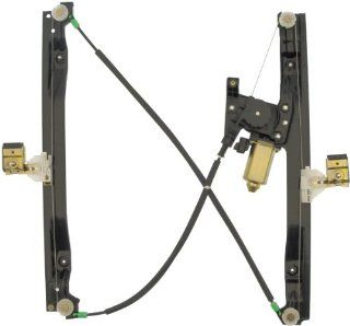 Dorman 741 691 Front Passenger Side Window Regulator with Motor Automotive