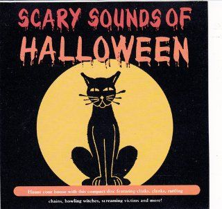 Scary Sounds of Halloween Music