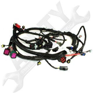 OE Ford 5C3Z12B637BA 6.0L Diesel Engine Wire Wiring Harness Pigtail Connector Automotive