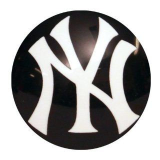 Attractive MLB New York Yankees Logo Round Mouse Pad New Design  Sports Fan Mouse Pads  Sports & Outdoors
