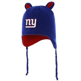 47 BRAND Youth New York Giants Lil Monster Knit Cap   Size Adjustable