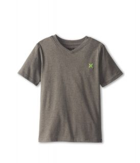 Hurley Kids Icon Premium Heather Tee Boys T Shirt (Gray)
