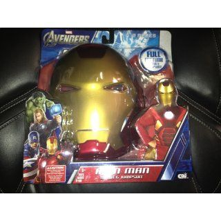 Avengers Dress Up Marvel Iron Man   sizes 4 6 Toys & Games