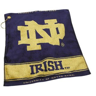 Team Golf University of Notre Dame Fighting Irish Jacquard Woven Towel