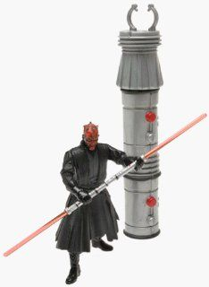 Star Wars Episode 1 Deluxe Darth Maul Action Figure Toys & Games