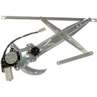 Dorman 741 737 Honda Civic Front Driver Side Window Regulator with Motor Automotive
