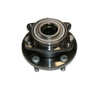 GMB 720 0012 Wheel Bearing Hub Assembly Automotive